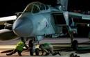 """Video: Dàn vũ khí """"khủng"""" Mỹ, Anh, Pháp không kích Syria"""