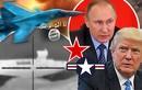 Hé lộ mối quan hệ Nga – Mỹ sau cuộc không kích Syria