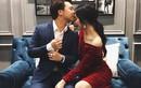 Bạn trai doanh nhân khoe ảnh tình tứ hôn Hòa Minzy