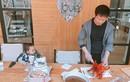 Hot Face sao Việt: Phan Như Thảo được chồng đại gia vào bếp nấu ăn