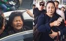Mẹ của cố nghệ sĩ Anh Vũ ngất xỉu khi chuẩn bị lễ tang