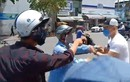 Lê Dương Bảo Lâm bị đánh khi đi từ thiện, vợ phản ứng