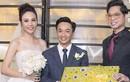 """Sao Việt dự đám cưới """"khủng"""" của Cường Đô la - Đàm Thu Trang"""