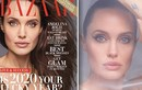 Phát sốt hình ảnh Angelina Jolie nude trên tạp chí ở tuổi 44