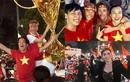 """Sao Việt """"quẩy"""" tưng bừng mừng U22 Việt Nam đoạt HCV SEA Games"""