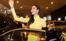 Hoàng Thùy đẹp dịu dàng trở về nước sau thành tích Top 20 Miss Universe