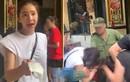 Lưu Đê Ly ẩu đả với antifan trên phố