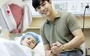 Thu Thủy sinh con gái 3,2 kg cho chồng trẻ Kin Nguyễn