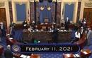 Các nghị sĩ Mỹ tỏ rõ mệt mỏi trong phiên xử ông Trump