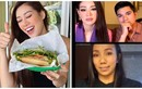 Chuẩn bị nhập cuộc, Khánh Vân được mời livestream, khoe ăn bánh mì Việt Nam