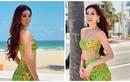 Top 21 Miss Universe 2020 Khánh Vân khoe vẻ gợi cảm bên bờ biển