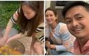 Hoa hậu Thu Hoài và chồng trẻ khoe tiệc cưới có 1-0-2