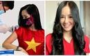 Diva Hồng Nhung tiêm vắc xin của Việt Nam Nano Covax
