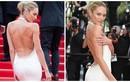 """Cannes 2021 ngày 2: """"Thiên thần nội y"""" Candice Swanepoel hở bạo"""