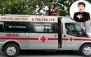 Việt Hương tiếp tục tặng xe mai táng sau khi tặng xe cấp cứu