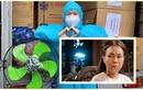Việt Hương phản ứng gắt khi trộm bẻ khóa xe từ thiện cuỗm đồ