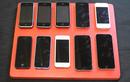 Ngâm 8 đời iPhone dưới nước và kết quả bất ngờ
