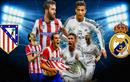 5 trận đối đầu đáng nhớ giữa Real Madrid và Atletico Madrid