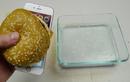 """Xem iPhone 6S bị """"hủy diệt"""" bằng axit và bánh mỳ kẹp thịt"""