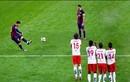Những pha sút phạt đẳng cấp nhất sự nghiệp của Messi