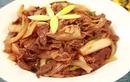 Cách làm kim chi xào thịt bò thơm ngon hấp dẫn
