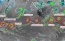 Cảnh báo nguy hiểm: 9 cơn bão mạnh hoạt động cùng một lúc trên toàn cầu