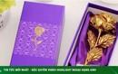 Ngày 8/3, xuất hiện hoa hồng mạ vàng giá chỉ 10.000 đồng/bông