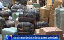 Bắt giữ hơn 60 tấn hàng lậu qua biên giới phía Bắc