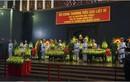 Toàn cảnh lễ viếng 3 liệt sĩ công an hy sinh tại xã Đồng Tâm