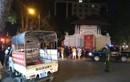 Sập thang lắp kính 4 người chết ở Hà Nội: Ai thuê 4 công nhân?