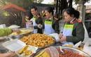 Hà Nội: Ấm lòng bữa cơm giá 0 đồng giữa tiết trời giá rét