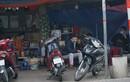 """Sau lệnh """"cấm"""", nhiều quán trà đá ở Hà Nội vẫn hoạt động"""