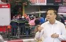 Chủ tịch Hà Nội chỉ đạo điều tra vụ cháy trên phố Tôn Đức Thắng