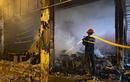 Nghệ An: Hiện trường vụ cháy phòng trà khiến 6 người tử vong