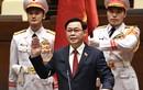 Video: Cận cảnh lễ tuyên thệ nhậm chức của Chủ tịch Quốc hội Vương Đình Huệ
