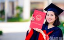 Cô gái Sài thành nhận bằng thạc sĩ trước khi tốt nghiệp đại học