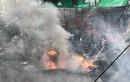 Cháy chợ gạo ở Hưng Yên: Tiểu thương mắt đỏ hoe trước cảnh hoang tàn
