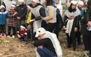Hình ảnh đau thương tang lễ các nan nhân vụ tai nạn ở Hải Dương