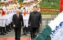 Chùm ảnh: Lễ đón Chủ tịch Triều Tiên Kim Jong-Un thăm hữu nghị chính thức Việt Nam