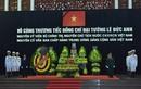 Xúc động lời tiễn biệt của lãnh đạo Đảng, Nhà nước trong sổ tang Đại tướng Lê Đức Anh
