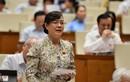 Nguyên nhân bà Nguyễn Thị Quyết Tâm luôn nghẹn ngào nói về giờ làm, tiền lương công nhân?