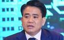 Ông Nguyễn Đức Chung bị tạm đình chỉ chức vụ Phó Bí thư Thành ủy Hà Nội