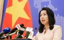 Việt Nam lên tiếng về Công hàm chung của Đức, Pháp, Anh về Biển Đông