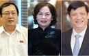 Quốc hội phê chuẩn bổ nhiệm hai Bộ trưởng và Thống đốc NHNN