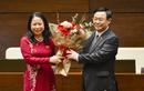 Bà Võ Thị Ánh Xuân được Quốc hội tín nhiệm bầu làm Phó Chủ tịch nước