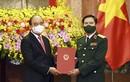 Chân dung Thượng tướng Nguyễn Tân Cương - tân Tổng Tham mưu trưởng QĐND Việt Nam