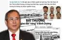 Khởi tố hàng loạt lãnh đạo Bình Dương: Ông Trần Văn Nam có bị gọi tên?