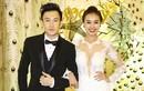 Lan Ngọc diện váy cưới đẹp rạng rỡ bên Dương Triệu Vũ