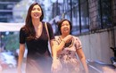 Siêu mẫu Ngọc Quyên tăng cân đáng kể khi mang bầu