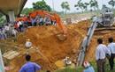 Khắc phục xong đường ống nước sông Đà vỡ lần thứ 13